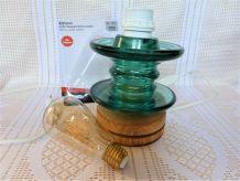 Lampe industrielle, lampe à poser, lampe de bureau.