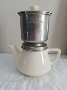 CAFETIERE SALAM ANNEE 50 MADE IN FRANCE