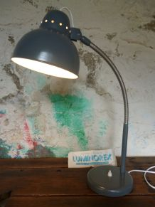 LAMPE -  LUMINOREX - VINTAGE - BUREAU - TABLE