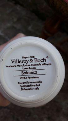 Ensemble de 6 pots Botanica VILLEROY & BOCH