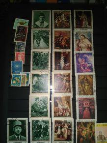 le timbre De Gaulle
