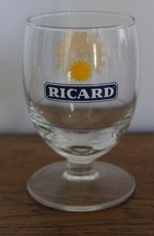 Ensemble de 2 pièces RICARD: carafe et verre