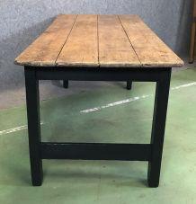 Table de ferme - début XXème
