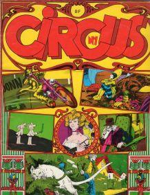 Bande dessinée Circus n°1 de 1975