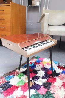 Piano enfant vintage Bontempi 1960's