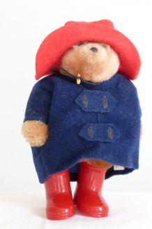 Ours Paddington vintage - Peluche Eden Toys