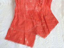 Robe d'été, tunique d'été, tunique asymétrique .