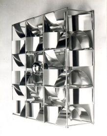 Paire d'appliques de Max Sauze / France 1970