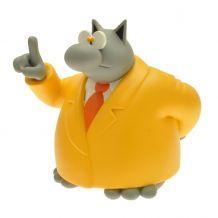 LE CHAT VA PARLER - Geluck - Figurine Plastoy Collectoys