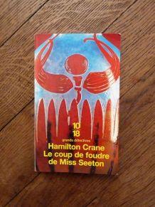 Le Coup De Foudre De Miss Seeton- Hamilton Crane- 10/18