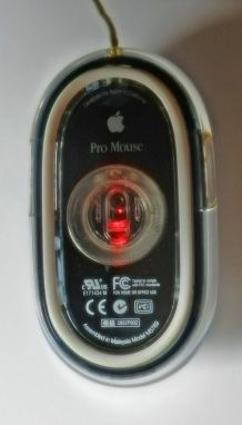 Souris optique Apple