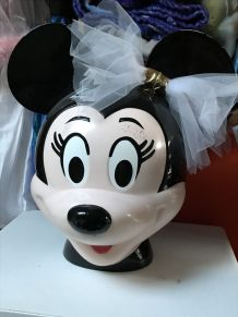 Commode Mickey Mouse Pierre Colleu  customizée en Minnie