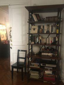 Bibliothèque étagères