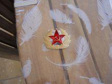 insigne de l'Armée Rouge chapka