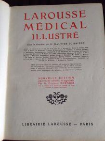 Larousse médical illustré 1925
