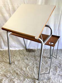 Bureau/Table à dessin – années 60
