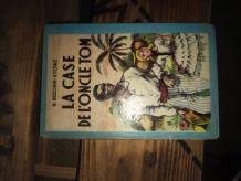 LA CASE DE L ONCLE TOM COLLECTION BLEUET 1952