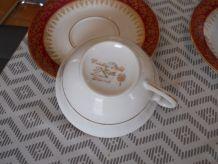 service café Limoges vintage