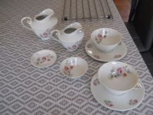 service thé ou café vintage Limoges