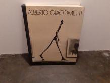 livre de Alberto Giacometti