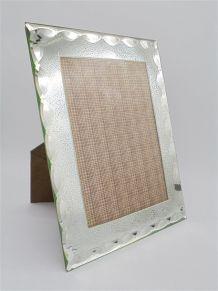 Cadre photo miroir biseauté