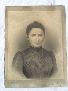 photo  ancienne  1903 ,  vintage