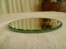 Petit miroir ciselé vintage