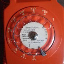 Téléphone vintage année 75