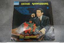 Disque de Serge Gainsbourg - le claqueur de doigts 1959