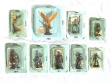 lot de 9 figurines Del Prado, legend