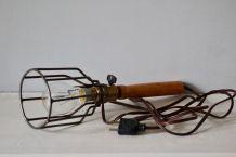 Lampe baladeuse électrique vintage