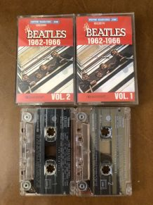 Cassettes audio THE BEATLES