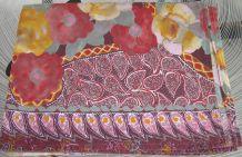 Bassetti vintage : nappe ou plaid