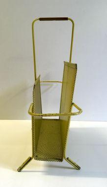 Porte-revues design Mathieu Matégot - circa 50