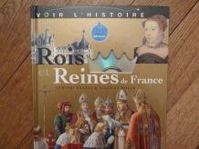 Rois et Reines de France- Dimitri Casali - Rolin Vincent