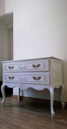 Coiffeuse de style Louis XV