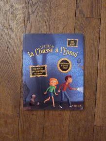 Le Livre de la Chasse à l'Ennui- Egemar Beatrice- Fleurus
