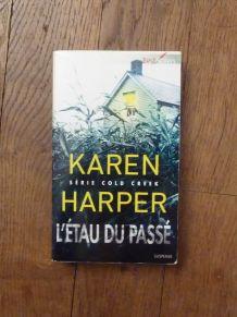 L'Etau Du Passé- Karen Harper- Harlequin- BEST-SELLERS
