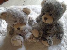 """2 oursons """"la grande récré"""""""