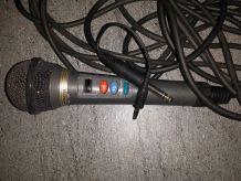 Pioneer DM-C820 Microphone Dynamique laser karaoké (vintage)