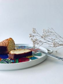 Plat à tarte en porcelaine modèle Acapulco, Villeroy et Boch