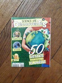 Sciences & Vie Découvertes n° 233- Mai 2018