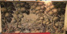 Grande tapisserie murale signée JP Made in France