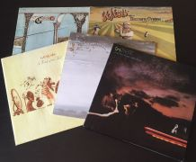 Genesis  lot de 5 vinyles 33 t