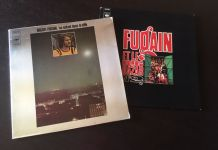 Michel Fugain lot 2 vinyles 33 t