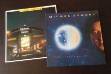 Michel Jonasz lot 2 vinyles 33 t