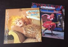 Cyndi Lauper lot un 33 t + 1 maxi single
