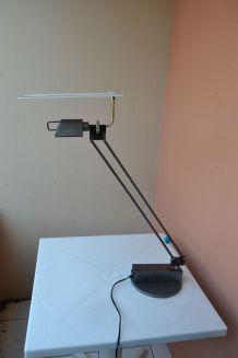 Lampe de table W.O. Sacha Ketoff édition Aluminor 1985