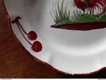 ancienne assiette au coq révolutionnaire -