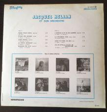 Jacques Helian & son orchestre - 33 t - 1974
